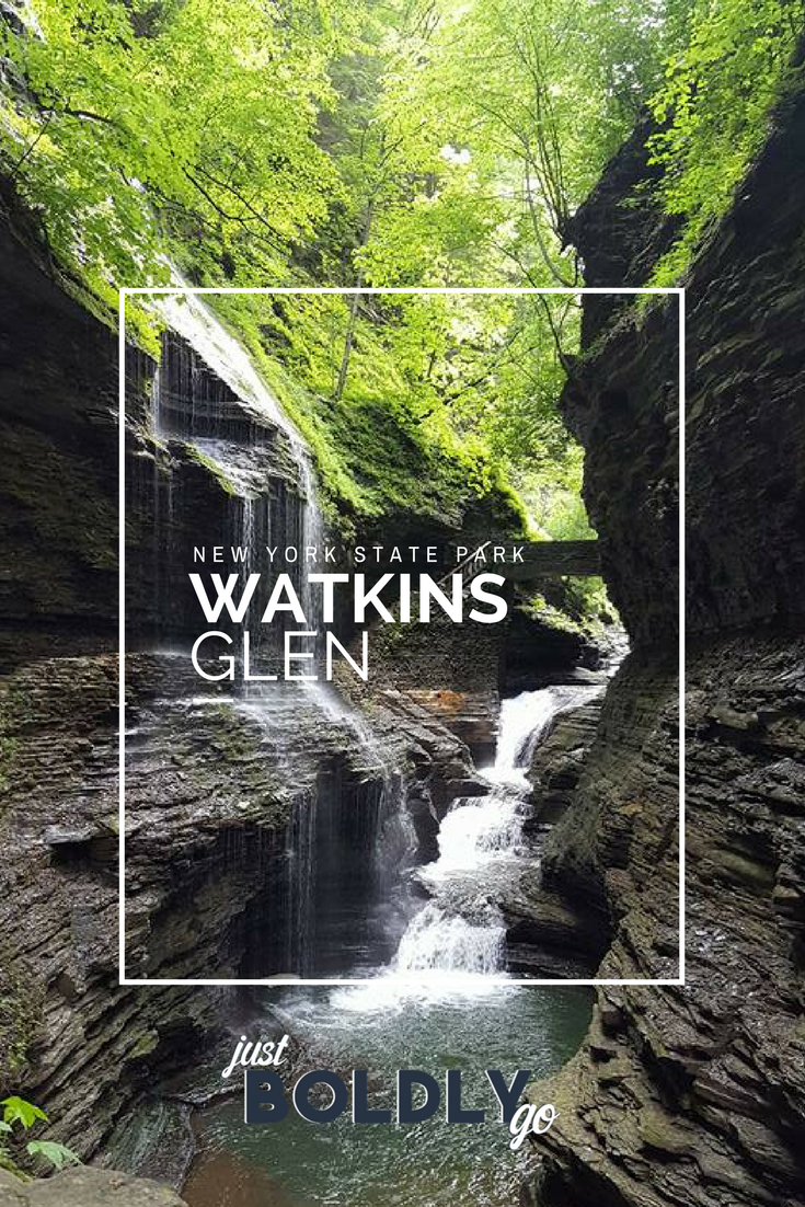 Watkins Glen State Park – Upstate New York