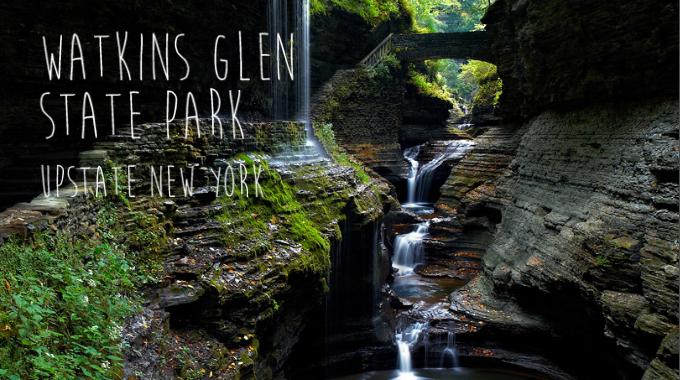 Watkins Glen State Park Overview