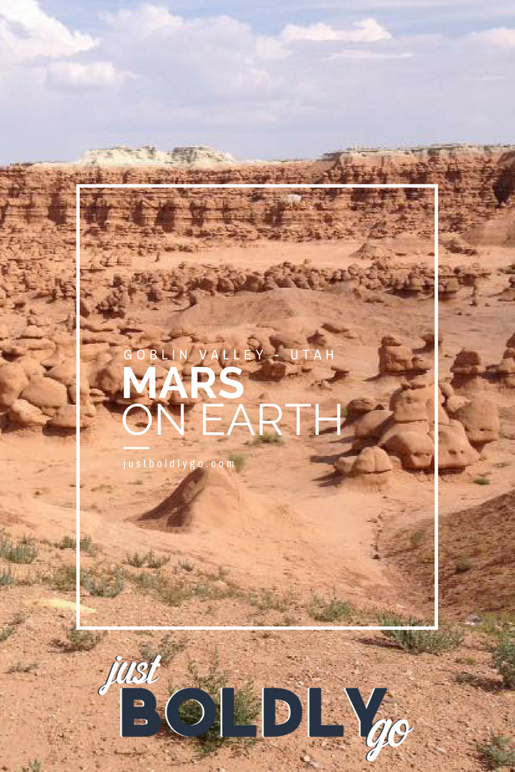 Mars on Earth