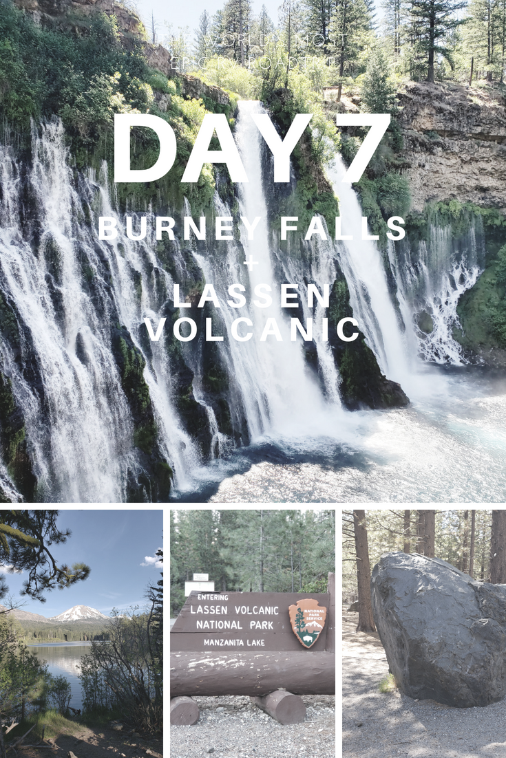 Day 7 – The World's Most Epic RV Road Trip – The 8th Wonder of the World + Lassen Volcanic