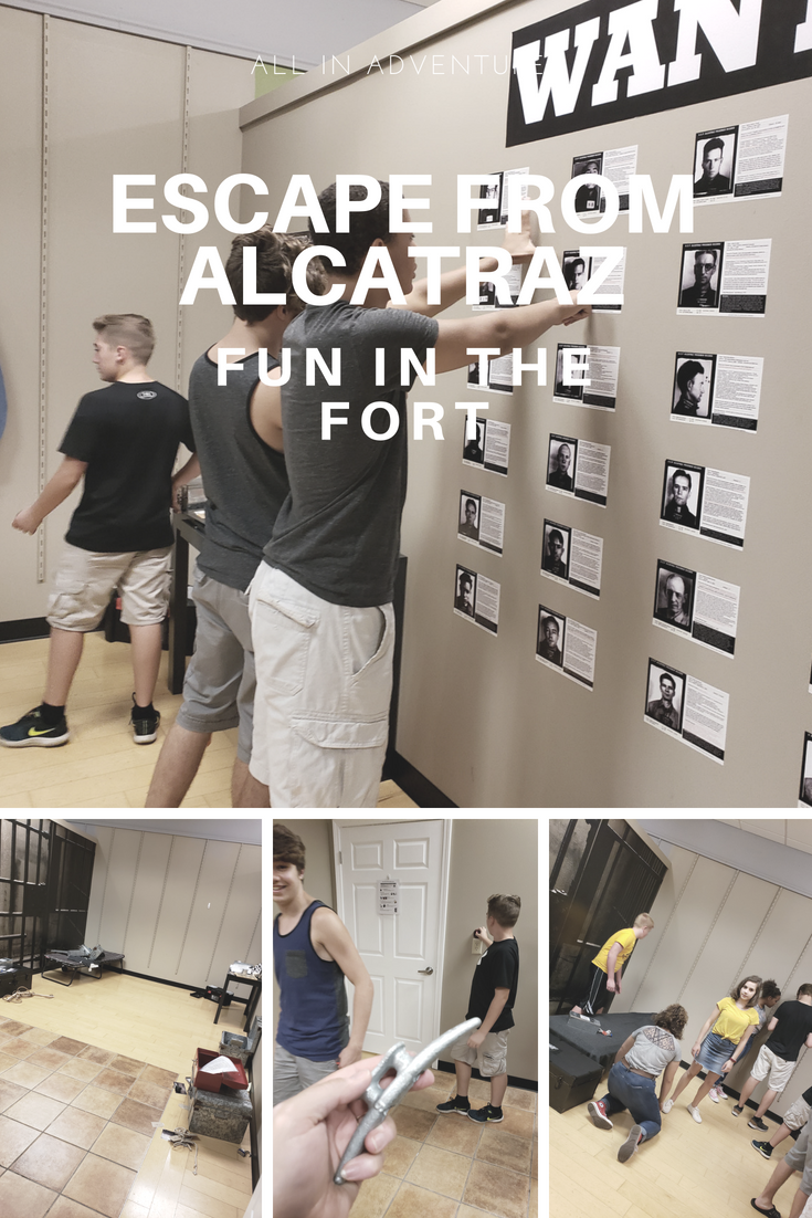 Fun in the Fort: All In Adventures