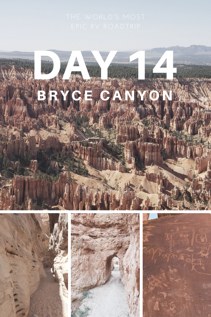 Day 14 – The World's Most Epic RV Road Trip – Bryce Canyon + Valley of Fire State Park + Lake Mead