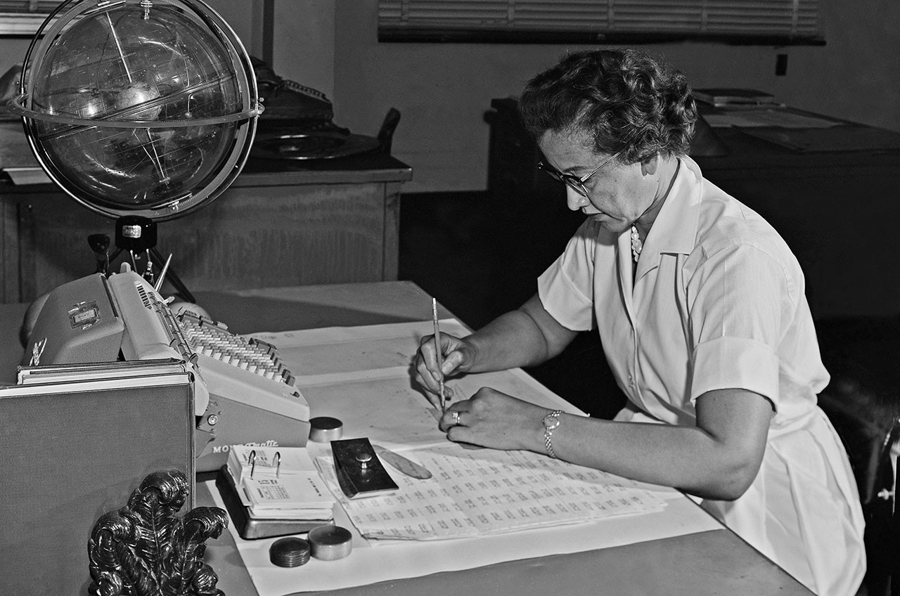 Bold Women Modern Edition: Katherine Goble Johnson