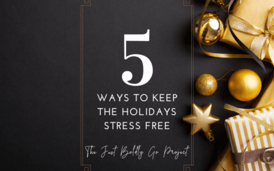 5 Ways to Keep the Holidays Stress Free