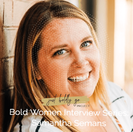 JBG Podcast: Chat with Samantha Semans