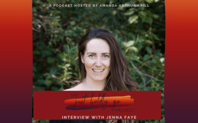 Just Boldly Go Podcast: Chat with Jenna Faye