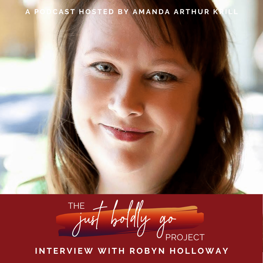 JBG PODCAST: CHAT WITH ROBYN HOLLOWAY